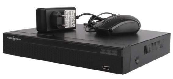 IP видеорегистраторы NVR